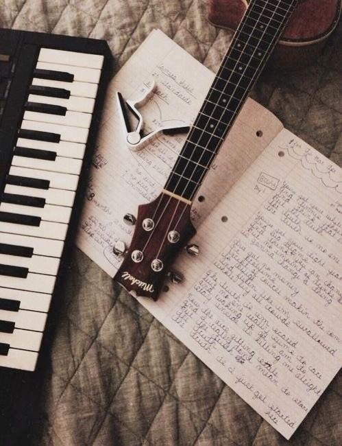 In 3 Schritten zu besseren Songtexten