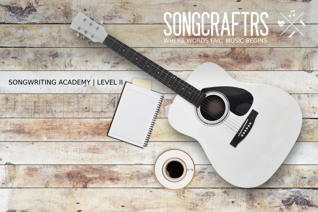 Songcraftrs   Songwriting Academy   Level II   Songwriting Workshops Berlin