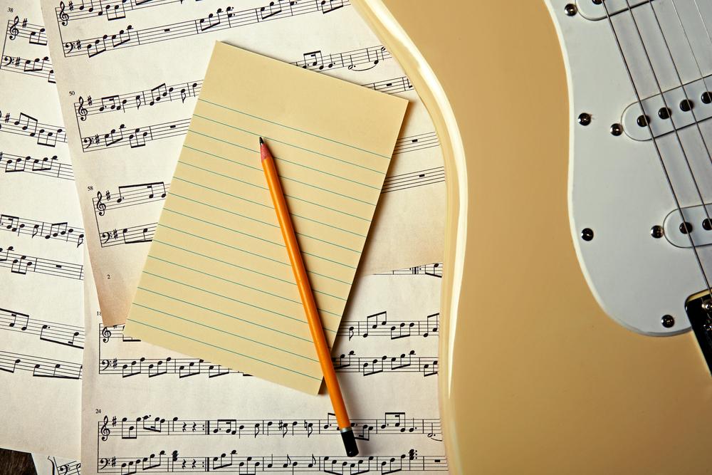 Songwriting Unterricht