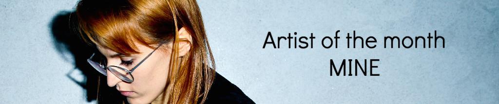 Songcraftrs Artist of the month | MINE
