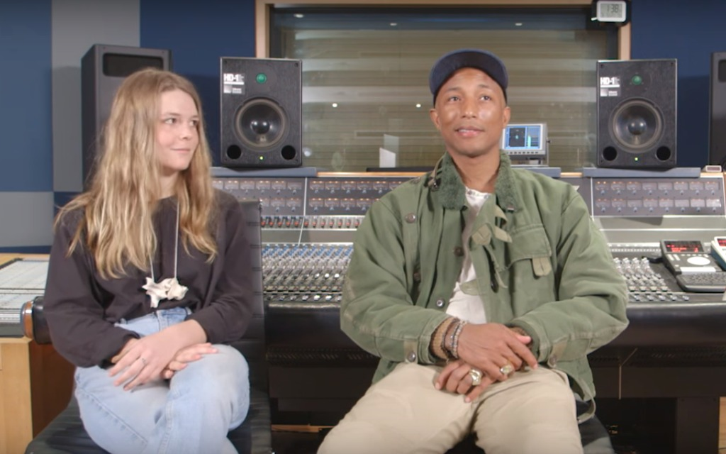 Pharrell Williams and Maggie Rogers | Songcraftrs Artist of the month | August 2106