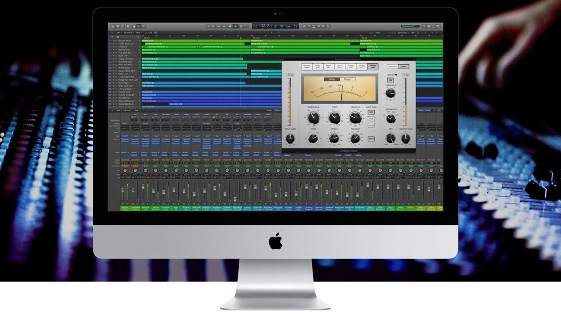 Logic Pro X Workshop Berlin
